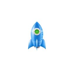 jQuery实现火箭图标返回顶部特效