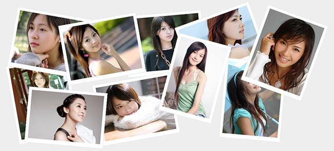 css3图片特效,利用transform属性制作相册图片墙