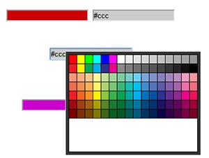 jquery拾色器iColor插件