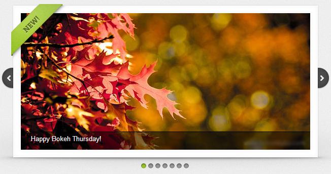 自动滚动的jQuery幻灯片焦点图特效代码