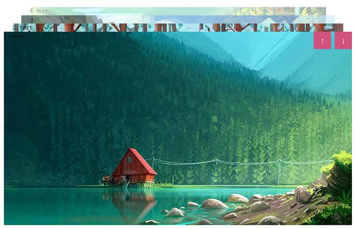 jQuery 实现3D堆叠式图片切换特效代码